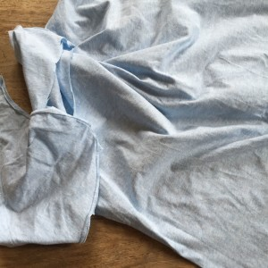 large t-shirt to cut up